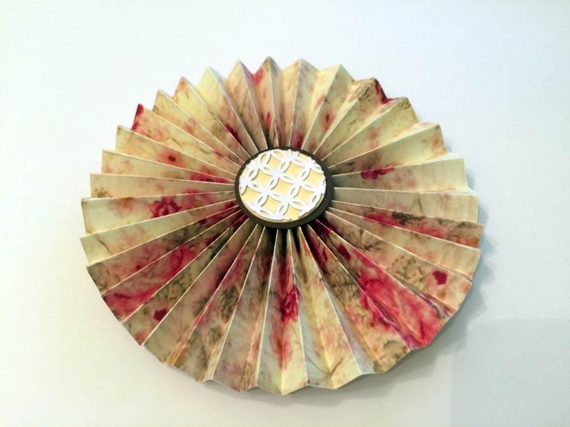 Fabriquer des cocardes en papier