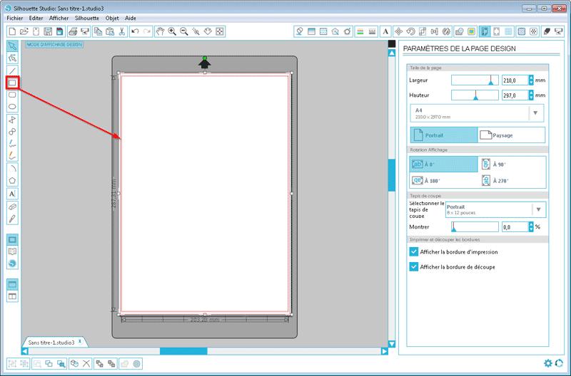 tuto fabriquer papier motif personnalisé silhouette studio designer tutoriel tutorial how create pattern paper