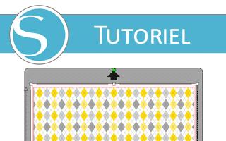 Imprimer un papier à motif personnalisé avec Silhouette Studio