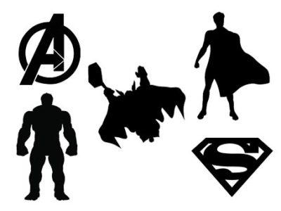 Super héros Marvel Avengers