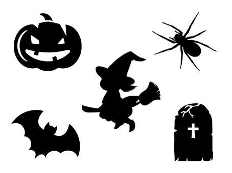 Halloween sorci res fichiers gratuits svg silhouette studio png - Dessin dxf gratuit ...