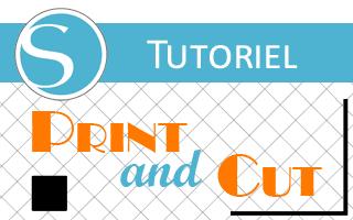 Print & Cut sous Silhouette Studio 4