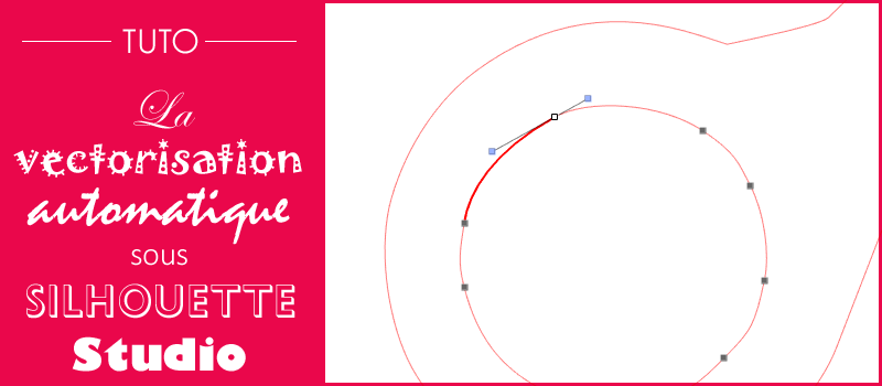 tuto vectorisation automatique silhouette studio