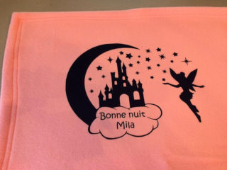Couverture – Bonne nuit Mila