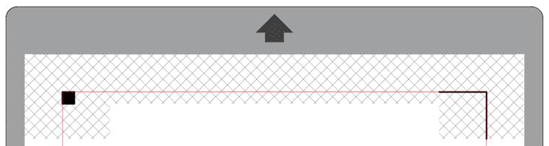 print and cut échec repères d'alignement