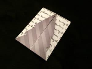 carte sapin de noël christmas fir card scrapbooking diy