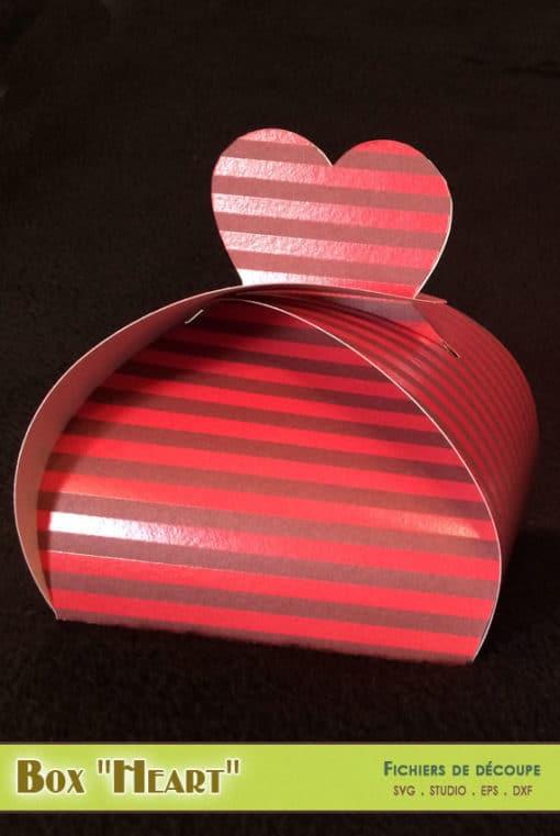 paper box heart shape eps dxf png svg silhouette studio cameo cricut scanncut