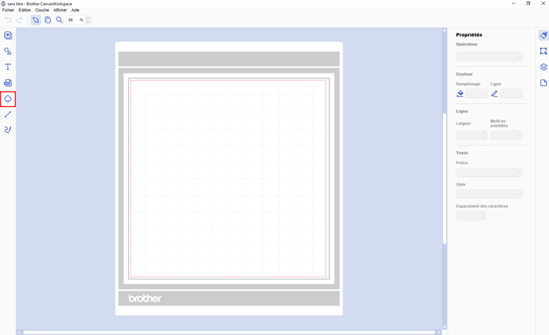 tuto vectorisation image canvas workspace snc scanncut