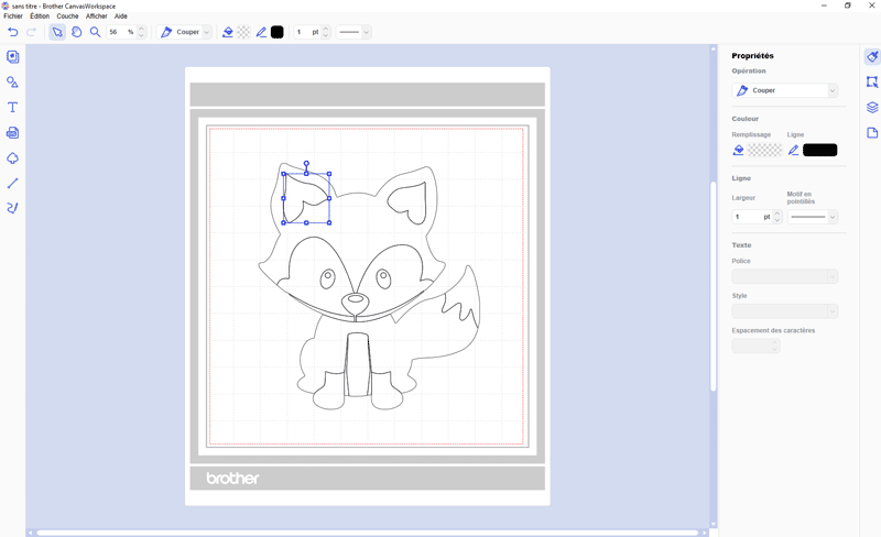 tuto vectorisation image canvas scanncut