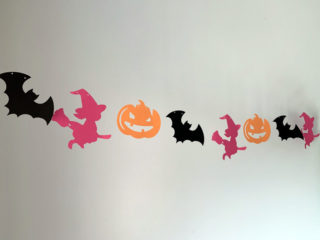 Guirlande d'Halloween