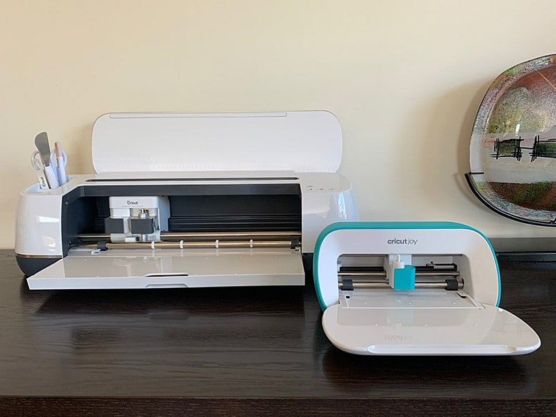 comparatif cricut joy maker avis