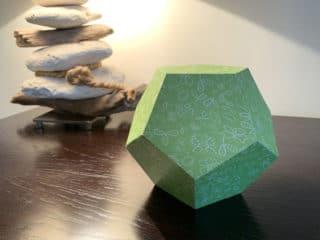 Boîte dodécaèdre