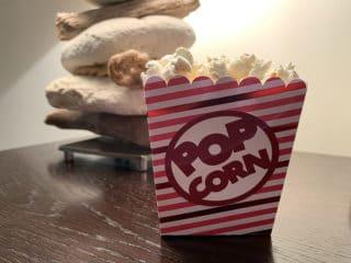 Boîte pop-corn