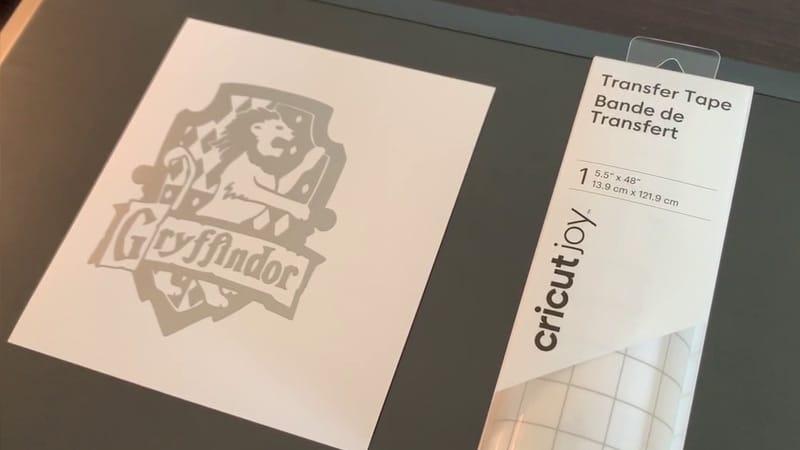 tuto cricut joy fabriquer stickers personnalisés vinyle autocollant
