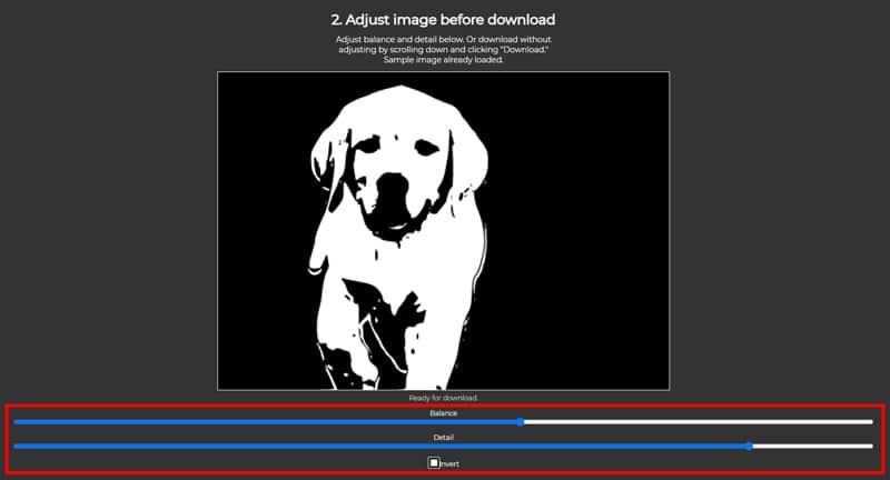 comment convertir photo image en svg imgvector convertisseur