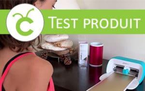 test cricut joy simplicité utilisation facile enfant