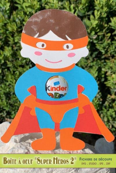 boite oeuf pâques chocolat noel super héros superman spiderman captain america marvel kinder easter egg chocolate box holder svg eps dxf png sst studio3 silhouette studio cameo portrait cricut maker scanncut