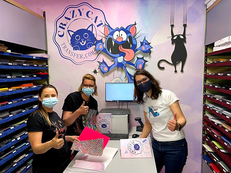 crazycattransfer cray cat transfer société équipe