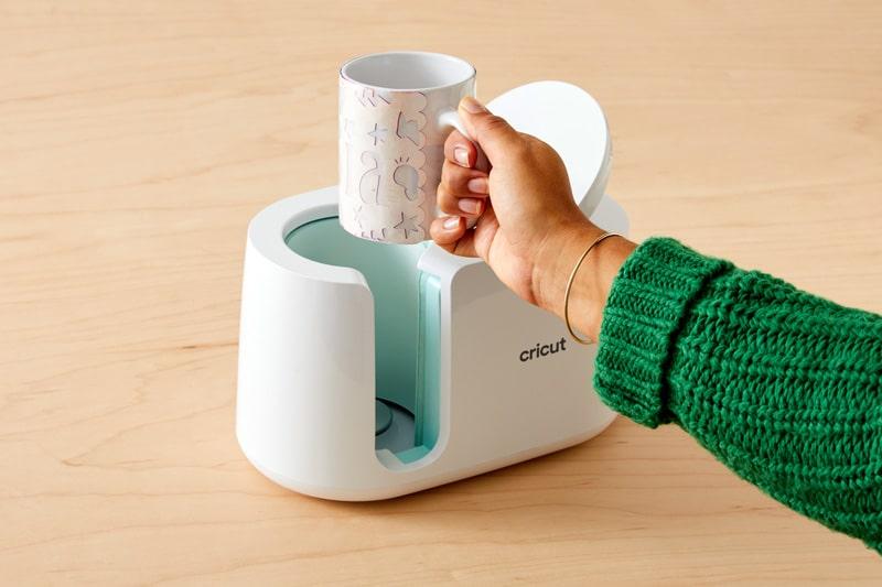 cricut mug press tuto sublimation presse tasse